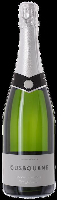 2013 GUSBOURNE Blanc de Blancs Brut English Sparkling Wine, Lea & Sandeman
