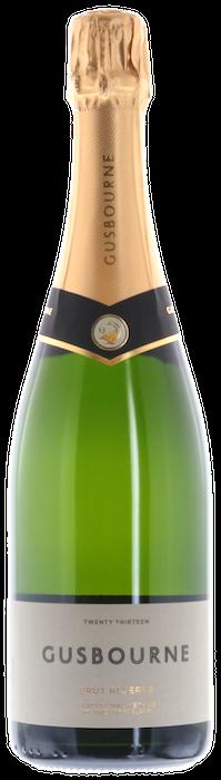 2013 GUSBOURNE Brut Reserve Brut English Sparkling Wine, Lea & Sandeman