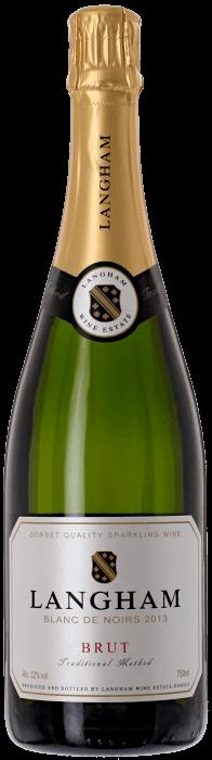 2013 LANGHAM ESTATE Blanc de Noirs Brut English Sparkling Wine, Lea & Sandeman