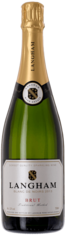 2013 LANGHAM ESTATE Blanc de Noirs Brut English Sparkling Wine
