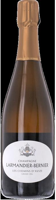 2013 LARMANDIER-BERNIER Les Chemins d'Avize Blanc de Blancs Extra Brut Grand Cru, Lea & Sandeman