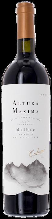 2013 MALBEC Altura Maxima Bodega Colomé, Lea & Sandeman