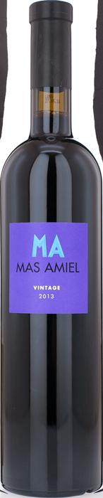 2013 MAS AMIEL Vintage Maury Domaine Mas Amiel, Lea & Sandeman