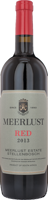 2013 MEERLUST RED, Lea & Sandeman