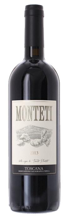 2013 MONTETI Tenuta Monteti, Lea & Sandeman