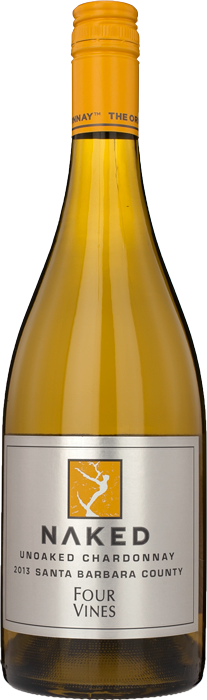 2013 NAKED Chardonnay Four Vines, Lea & Sandeman