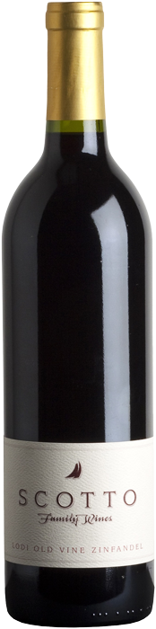 2013 OLD VINE ZINFANDEL Scotto Family Vineyards, Lea & Sandeman