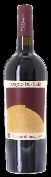 2013 POGGIO BESTIALE Rosso della Maremma Fattoria di Magliano, Lea & Sandeman