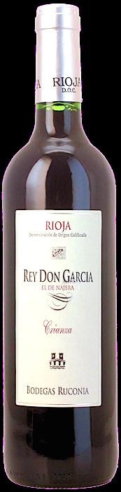 2013 REY DON GARCIA RIOJA Crianza Bodegas Ruconia, Lea & Sandeman