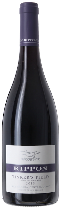 2013 RIPPON Tinker's Field Pinot Noir Mature Vine, Lea & Sandeman