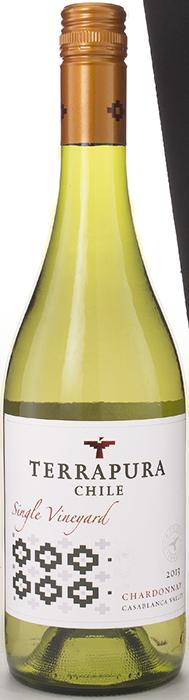 2013 TERRAPURA Single Vineyard Chardonnay Viña Terrapura, Lea & Sandeman