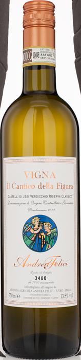 2013 IL CANTICO DELLA FIGURA Verdicchio dei Castelli di Jesi Andrea Felici, Lea & Sandeman
