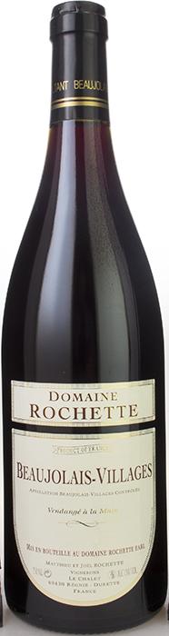 2014 BEAUJOLAIS VILLAGES Domaine Rochette, Lea & Sandeman