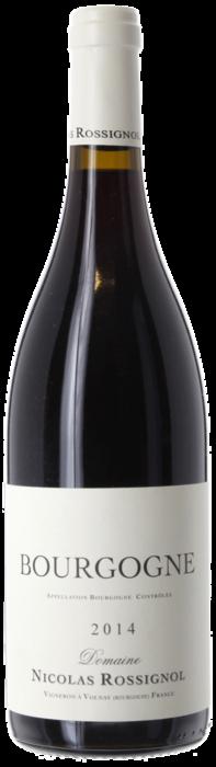 2014 BOURGOGNE Pinot Noir Domaine Nicolas Rossignol, Lea & Sandeman