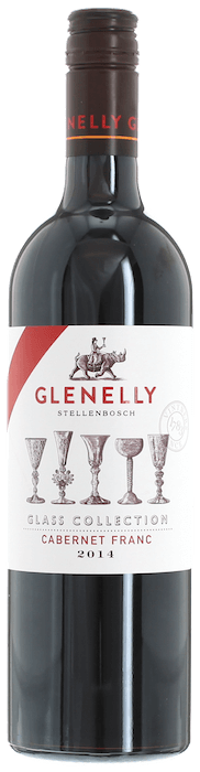 2014 CABERNET FRANC Glass Collection Glenelly Estate, Lea & Sandeman