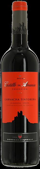 2014 CASTILLO DE ALMANSA Colección Bodegas Piqueras, Lea & Sandeman