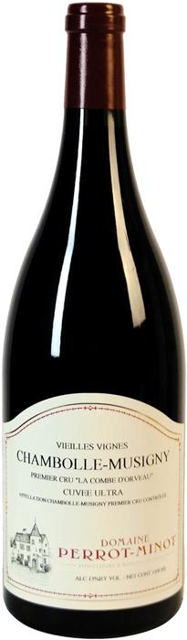 2014 CHAMBOLLE MUSIGNY Cuvée Ultra 1er Cru Combe d'Orveau Domaine Christophe Perrot-Minot, Lea & Sandeman