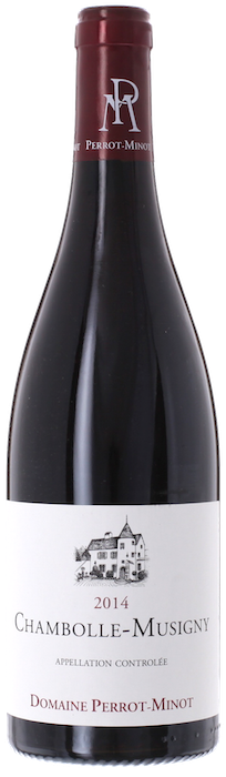 2014 CHAMBOLLE MUSIGNY Vieilles Vignes Domaine Christophe Perrot-Minot, Lea & Sandeman