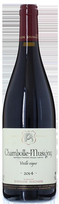 2014 CHAMBOLLE MUSIGNY Vieilles Vignes Domaine Stéphane Magnien, Lea & Sandeman