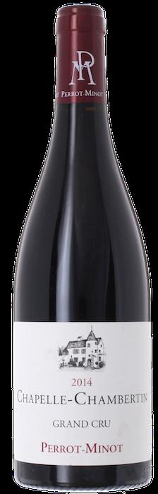 2014 CHAPELLE CHAMBERTIN Vieilles Vignes Domaine Christophe Perrot-Minot, Lea & Sandeman