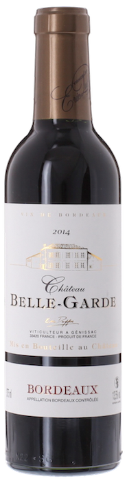 2014 CHÂTEAU BELLE GARDE Bordeaux, Lea & Sandeman