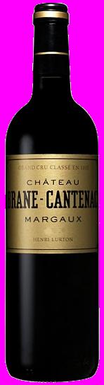 2013-CHÂTEAU-BRANE-CANTENAC-2ème-Cru-Classé-Margaux