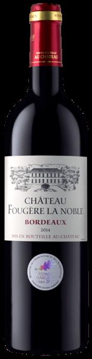2014 CHÂTEAU FOUGÈRE LA NOBLE Bordeaux, Lea & Sandeman