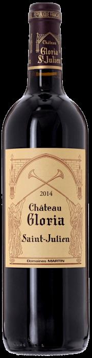 2014 CHÂTEAU GLORIA Cru Bourgeois Saint Julien Château Gloria, Lea & Sandeman