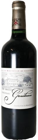 2014 CHÂTEAU GOUBAU Côtes de Castillon, Lea & Sandeman