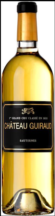 2014 CHÂTEAU GUIRAUD 1er Cru Classé Sauternes, Lea & Sandeman