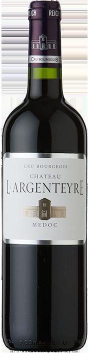 2014 CHÂTEAU L'ARGENTEYRE Cru Bourgeois Médoc, Lea & Sandeman