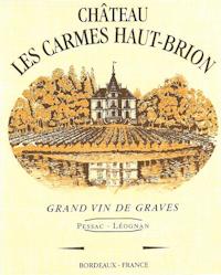2013-CHÂTEAU-LES-CARMES-HAUT-BRION-Cru-Classé-Pessac-Léognan