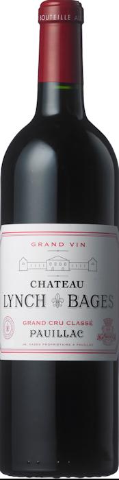 2014 CHÂTEAU LYNCH BAGES 5ème Cru Classé Pauillac, Lea & Sandeman