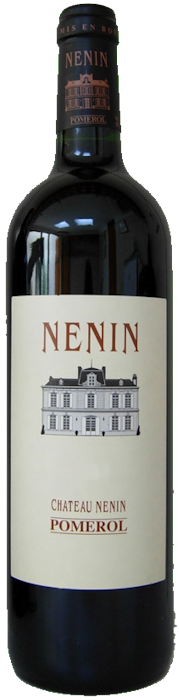 2012-CHÂTEAU-NÉNIN-Pomerol