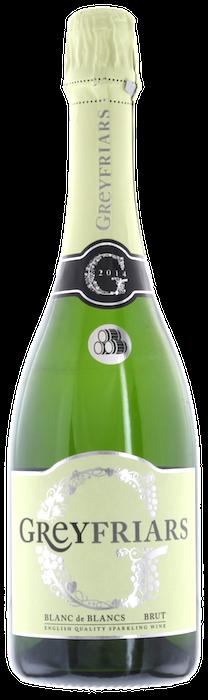 2014 GREYFRIARS Blanc de Blancs Brut English Sparkling Wine Greyfriars Vineyard, Lea & Sandeman