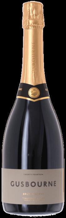 2014 GUSBOURNE Brut Réserve Brut English Sparkling Wine, Lea & Sandeman