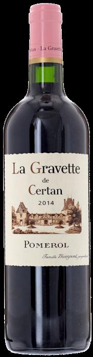2014 LA GRAVETTE DE CERTAN Pomerol Vieux Château Certan, Lea & Sandeman