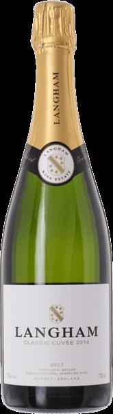 2014 LANGHAM ESTATE Special Cuvée Brut English Sparkling Wine, Lea & Sandeman