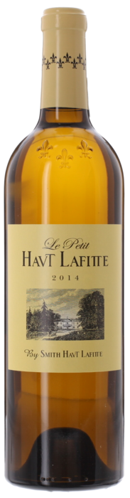 2014 LE PETIT HAUT LAFITTE BLANC Pessac-Léognan Château Smith Haut Lafitte, Lea & Sandeman