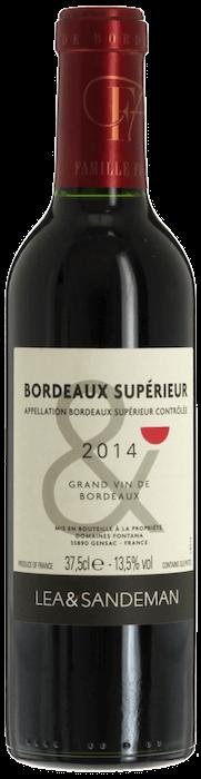 2014 LEA & SANDEMAN Bordeaux, Lea & Sandeman