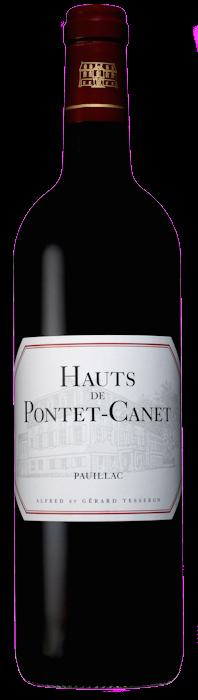 2014 LES HAUTS DE PONTET CANET du Château Pontet Canet Pauillac, Lea & Sandeman