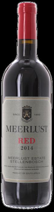 2014 MEERLUST RED, Lea & Sandeman