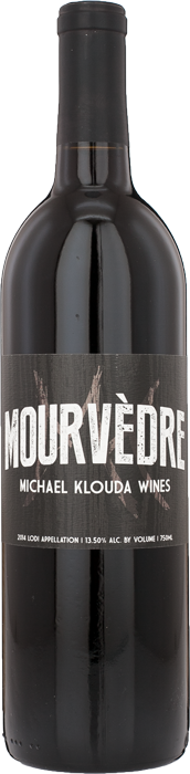 2014 MOURVÈDRE Michael Klouda Wines, Lea & Sandeman