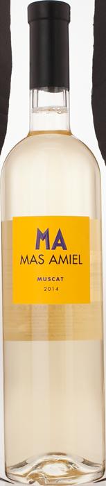 2014 MUSCAT DE MAS AMIEL Domaine Mas Amiel, Lea & Sandeman