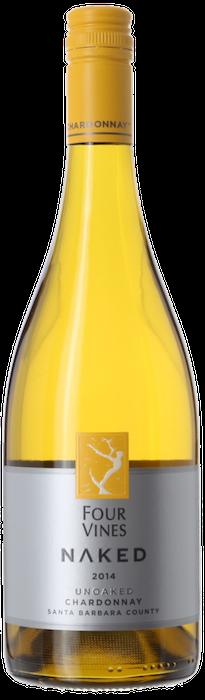 2014 NAKED Chardonnay Four Vines, Lea & Sandeman