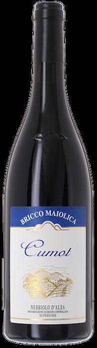 2014 NEBBIOLO D'ALBA Il Cumot Bricco Maiolica, Lea & Sandeman