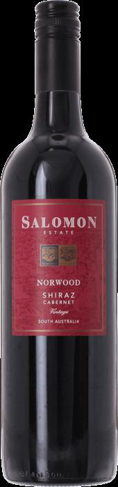 2014 NORWOOD Shiraz Cabernet Salomon Finniss River Estate, Lea & Sandeman