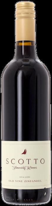2014 OLD VINE ZINFANDEL Scotto Family Vineyards, Lea & Sandeman