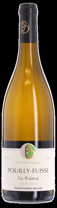 2014 POUILLY FUISSÉ Vieilles Vignes En Buland Domaine Daniel Barraud, Lea & Sandeman