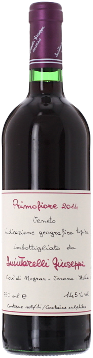2014 PRIMOFIORE Quintarelli, Lea & Sandeman